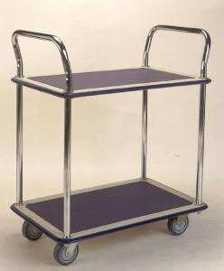 Resin Coating Hand Truck